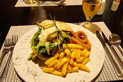 Umbhaba Eco Lodge Food
