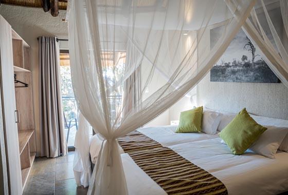 Standard Room at Umbhaba Eco Lodge